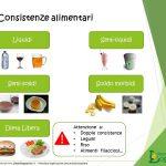 Le consistenze alimentari